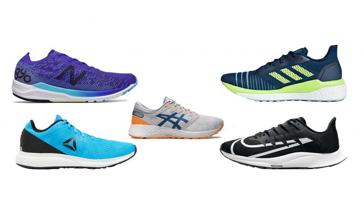 Cinco zapatillas por menos de 70 euros