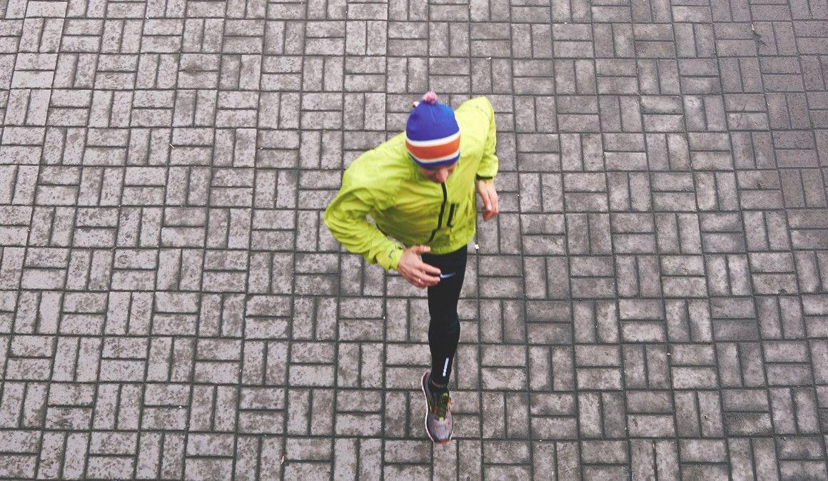 La prueba del algodón antes del maratón