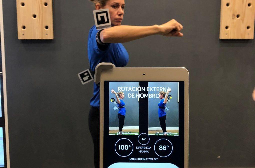 Las apps para la monitorización inmediata del salto vertical, el rango de movimiento y la velocidad de ejecución del ejercicio