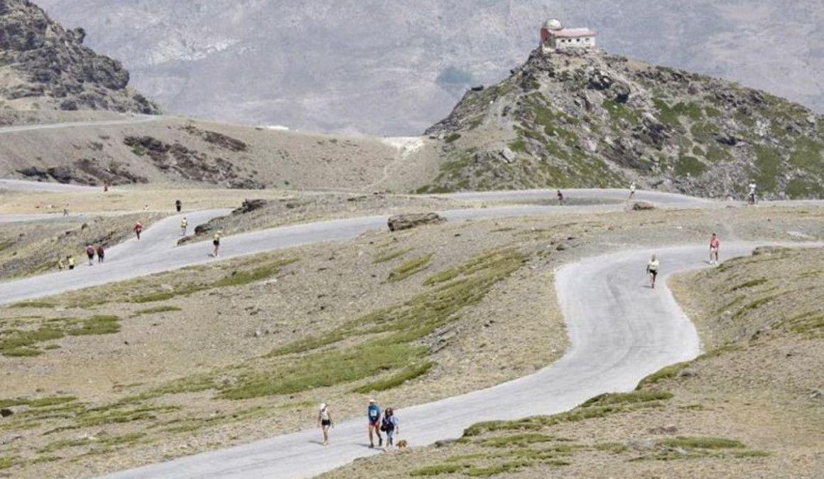 El gran reto del verano: subir corriendo al Veleta