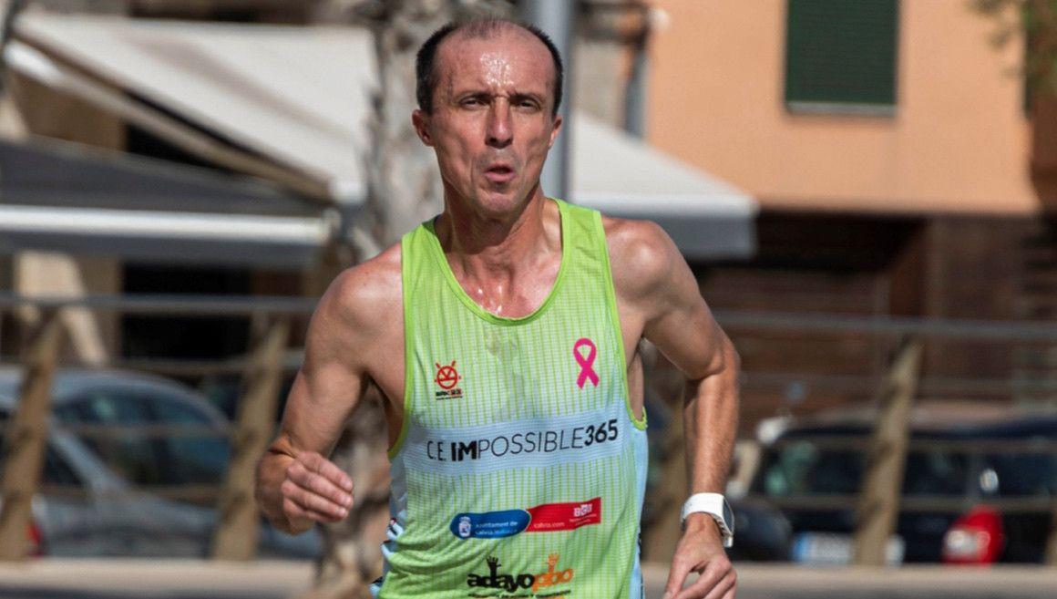 Cómo terminar 11 maratones sin el pie derecho