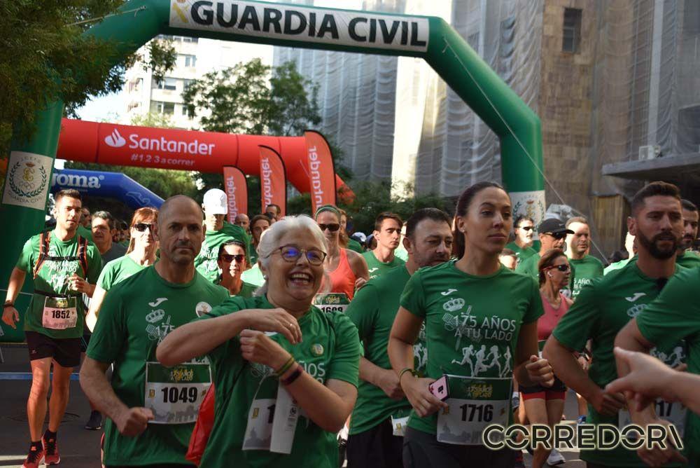 Las mejores fotos de la salida de la Carrera de la Guardia Civil (GALERÍA 3)