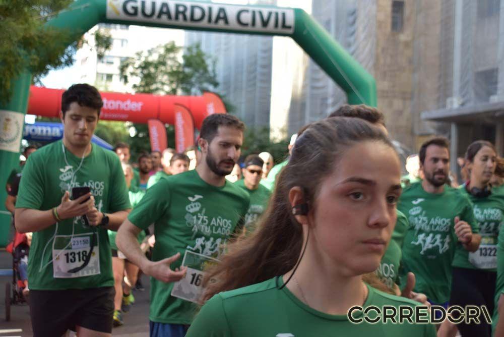 Las mejores fotos de la salida de la Carrera de la Guardia Civil (GALERÍA 4)
