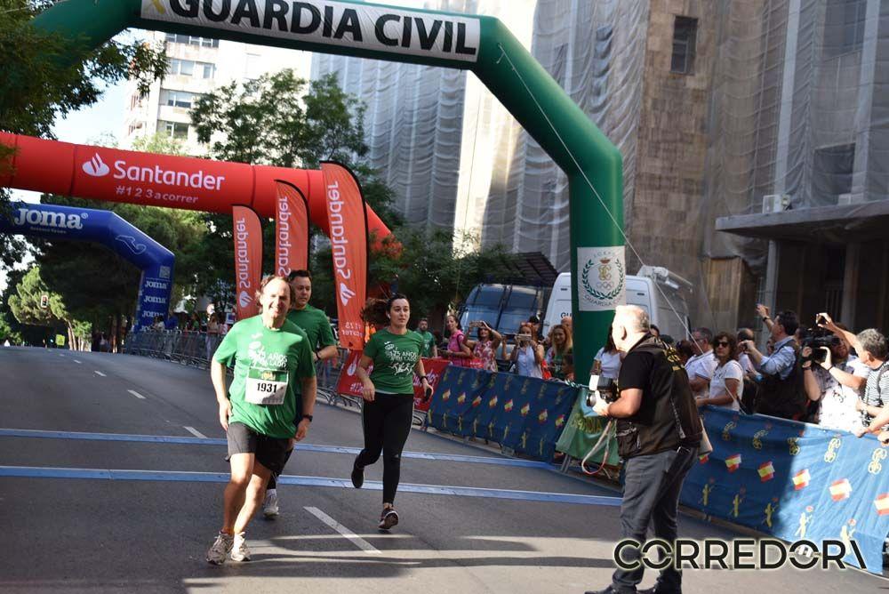 Las mejores fotos de la salida de la Carrera de la Guardia Civil (GALERÍA 6)