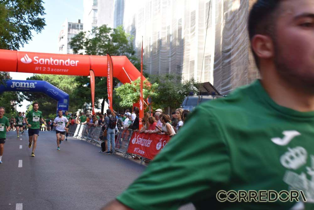 Las mejores fotos de la llegada de la Carrera de la Guardia Civil (GALERÍA 21)