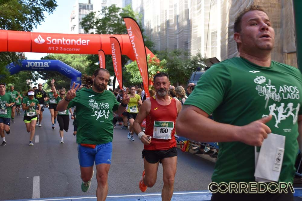 Las mejores fotos de la llegada de la Carrera de la Guardia Civil (GALERÍA 26)
