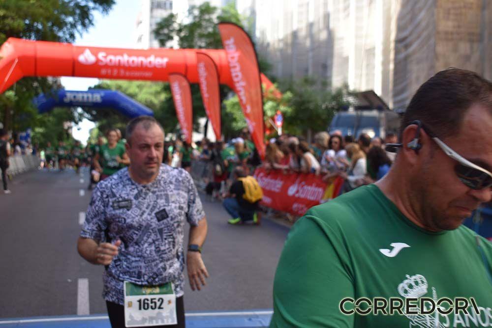 Las mejores fotos de la llegada de la Carrera de la Guardia Civil (GALERÍA 28)