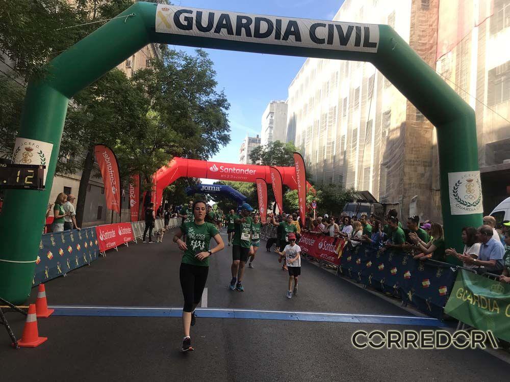 Las mejores fotos de la llegada de la Carrera de la Guardia Civil (GALERÍA 32)