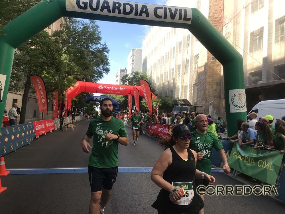 Las mejores fotos de la llegada de la Carrera de la Guardia Civil (GALERÍA 34)