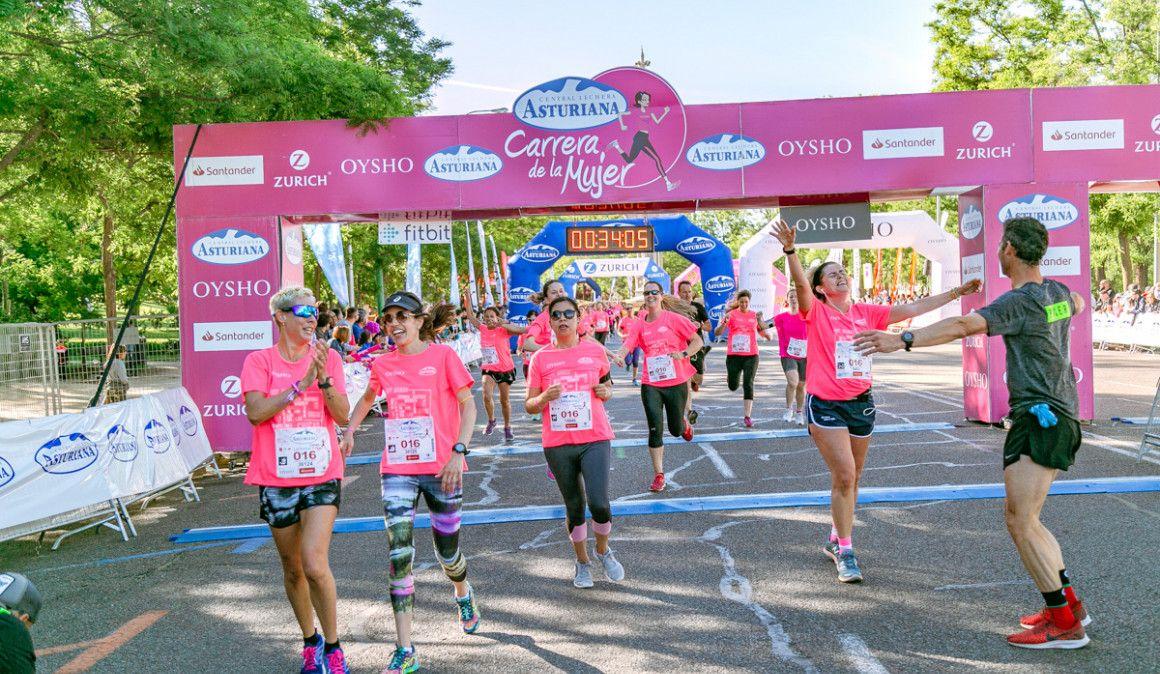 Todas las fotos de la Carrera de la Mujer 2019
