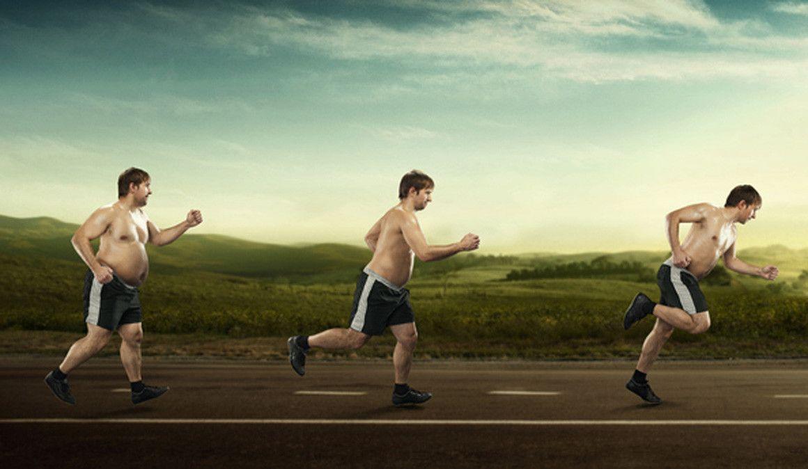 Perder peso corriendo