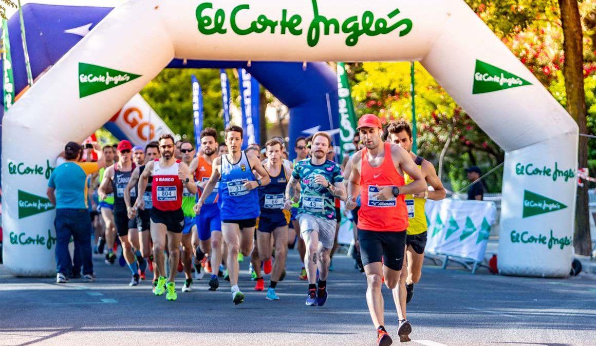 Las mejores fotos de la Chamberi Summer Race