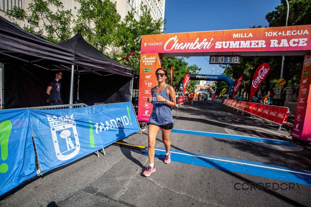 Chamberí Summer Race 25