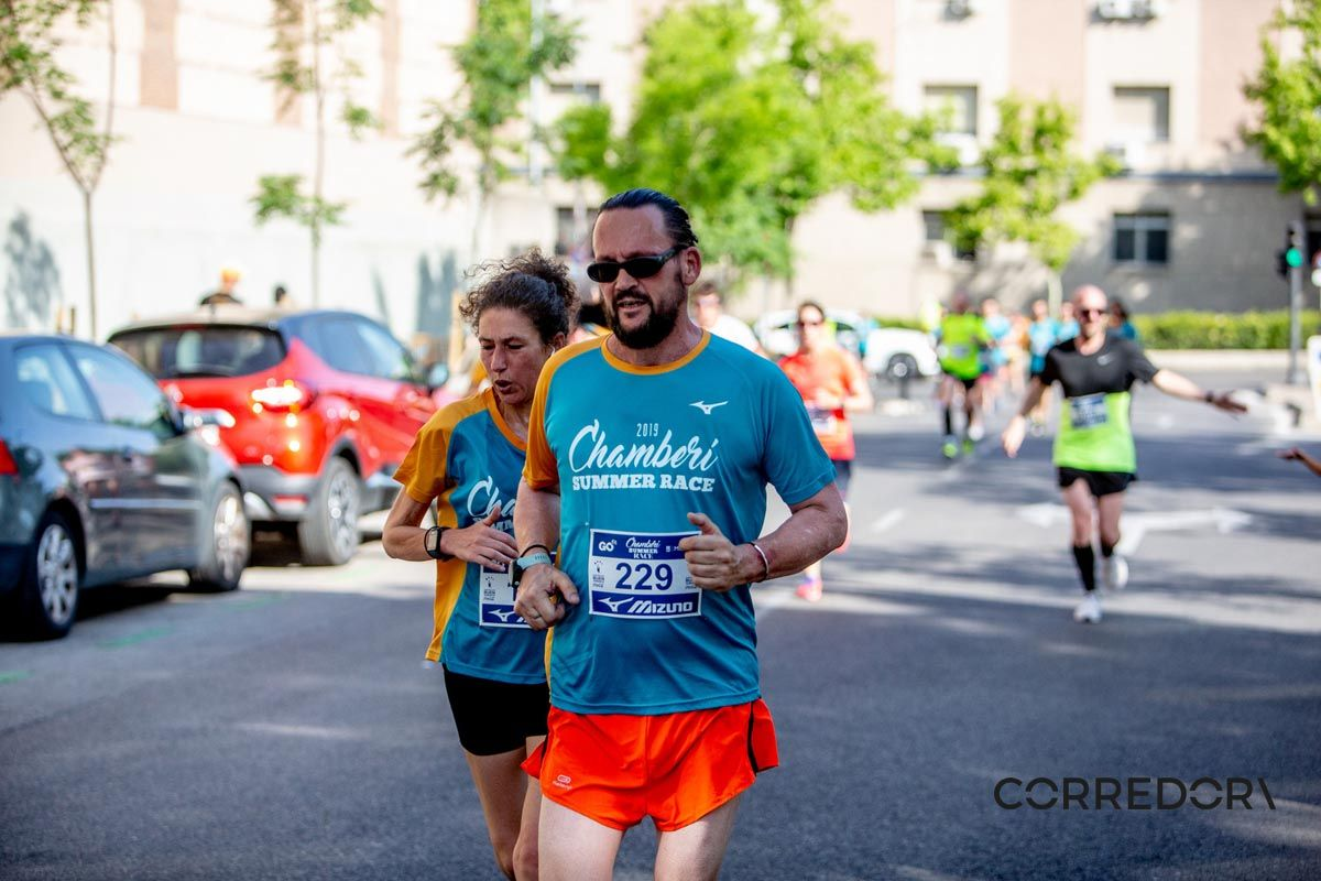 Chamberí Summer Race 36