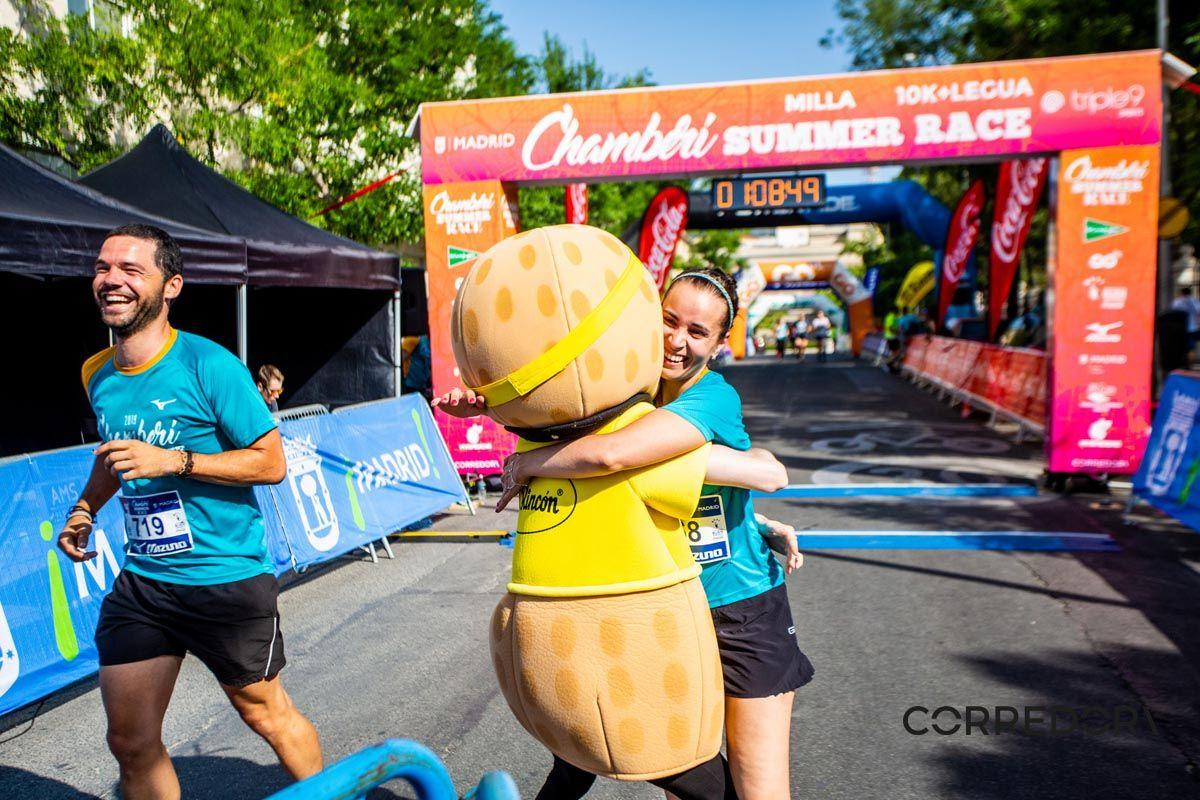 Chamberí Summer Race 40
