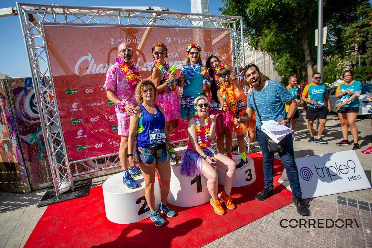 Chamberí Summer Race 42