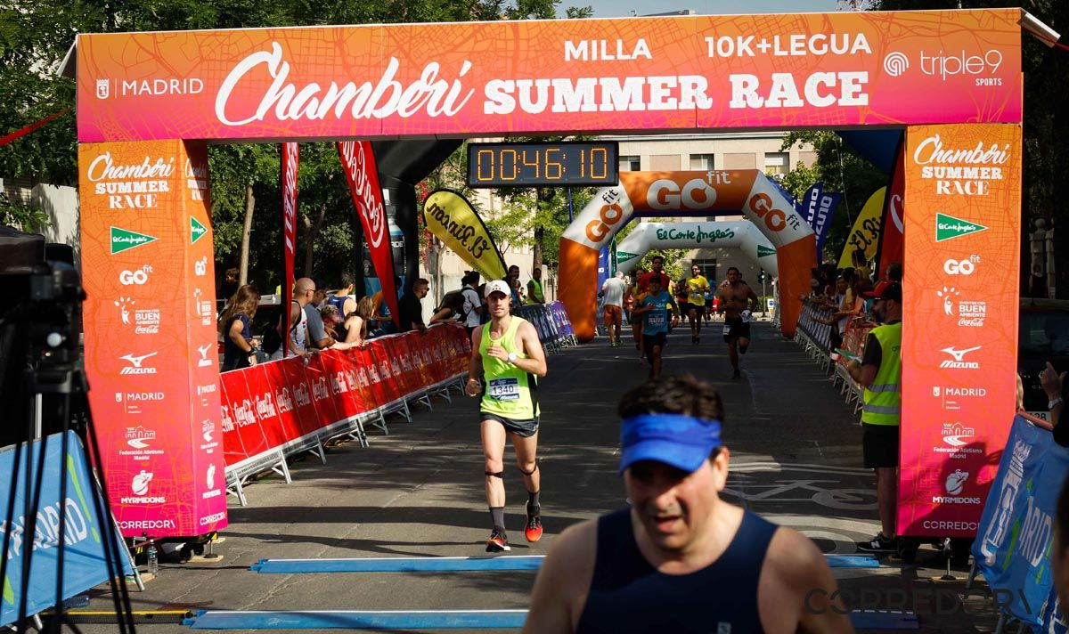 Meta Chamberí Summer Race 9