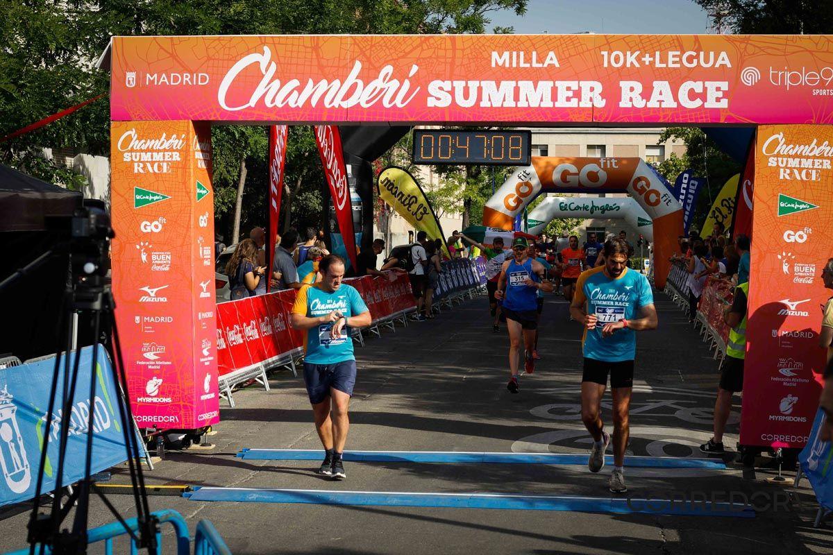 Meta Chamberí Summer Race 10