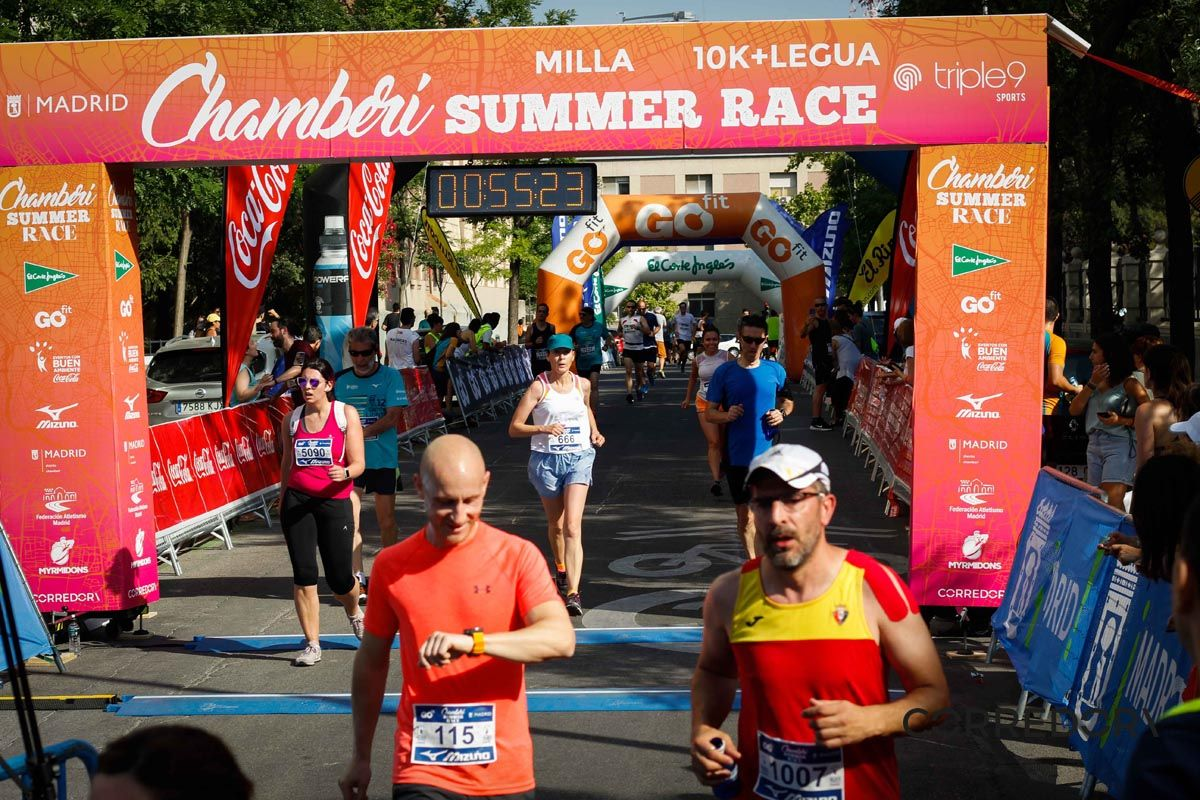 Meta Chamberí Summer Race 15