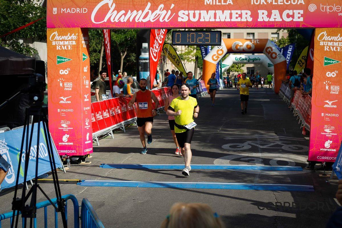 Meta Chamberí Summer Race 18