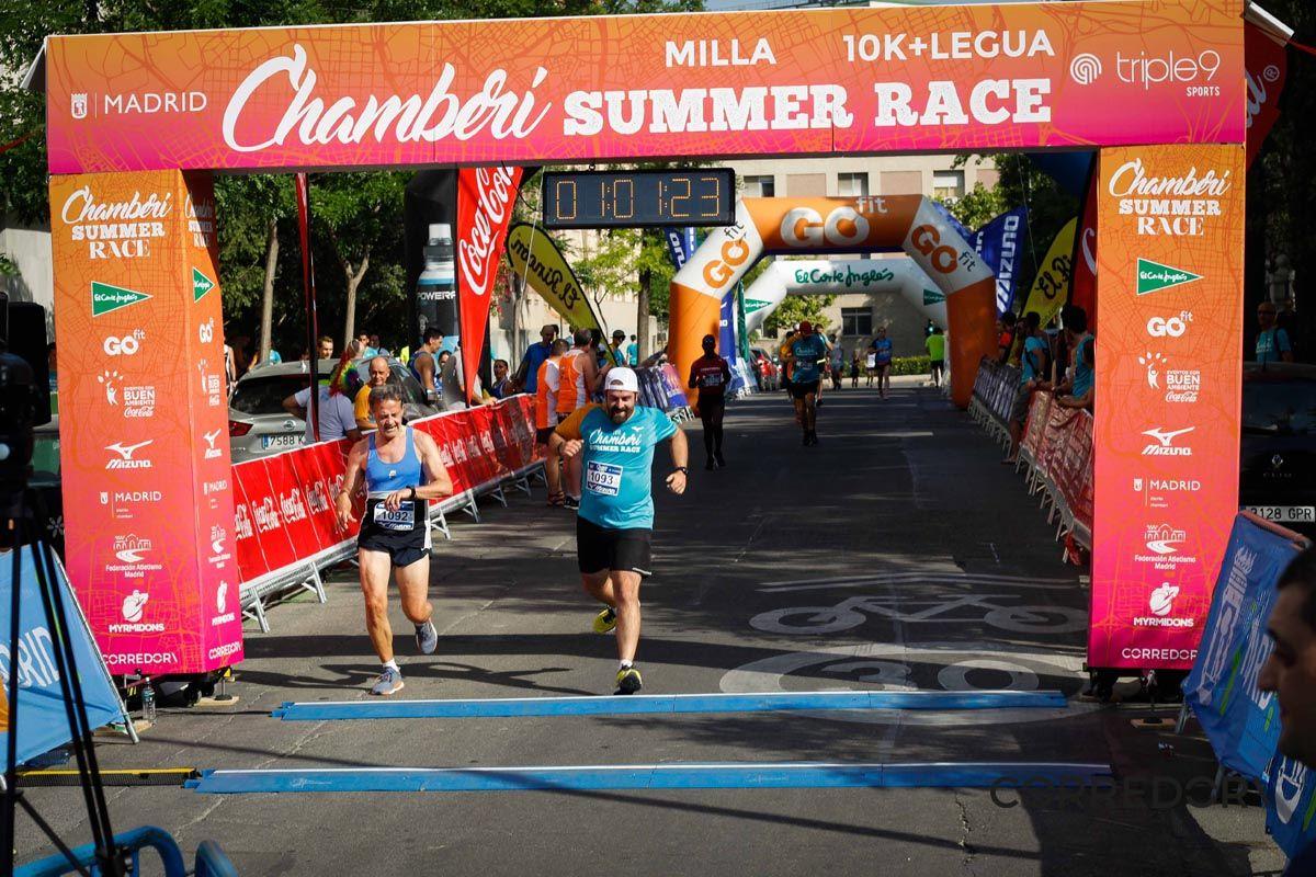 Meta Chamberí Summer Race 17