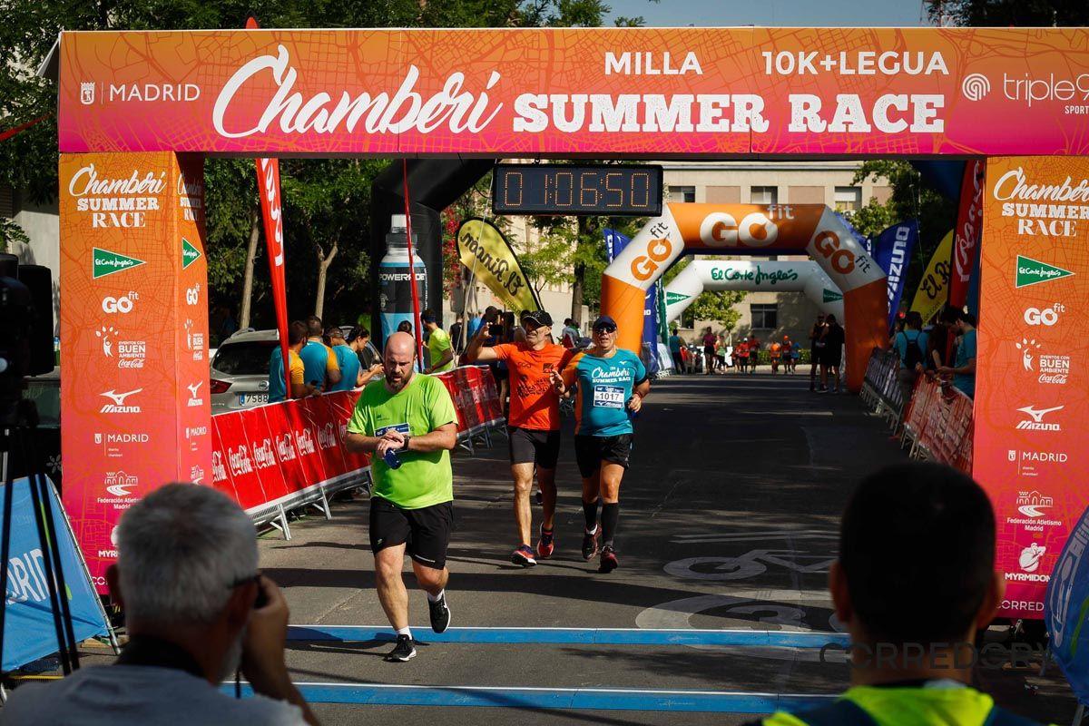 Meta Chamberí Summer Race 19