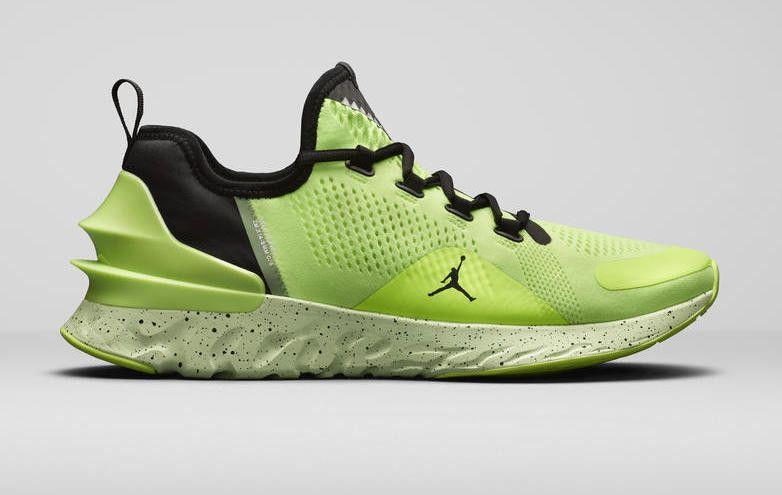 Nueva colección de Jordan para correr