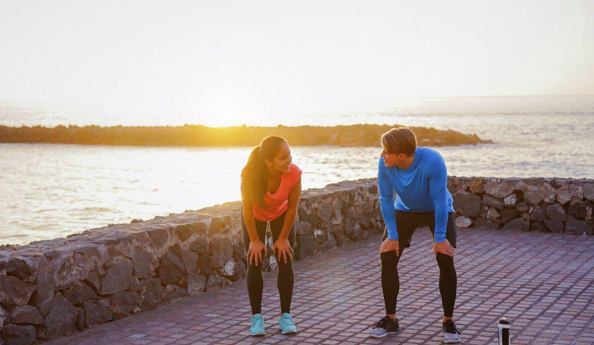 ¿Qué no debes hacer después de correr?