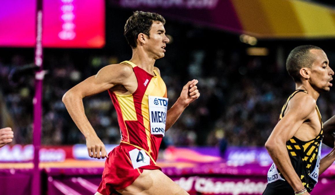 Adel Mechaal, mínima para el Mundial de Doha en 1.500 con 3:35.77