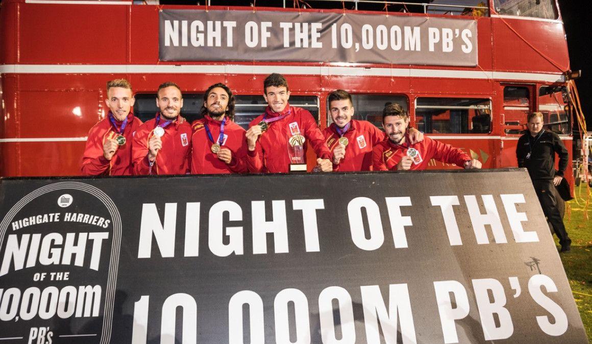 España quiere medallas en la Copa de Europa de 10.000 m