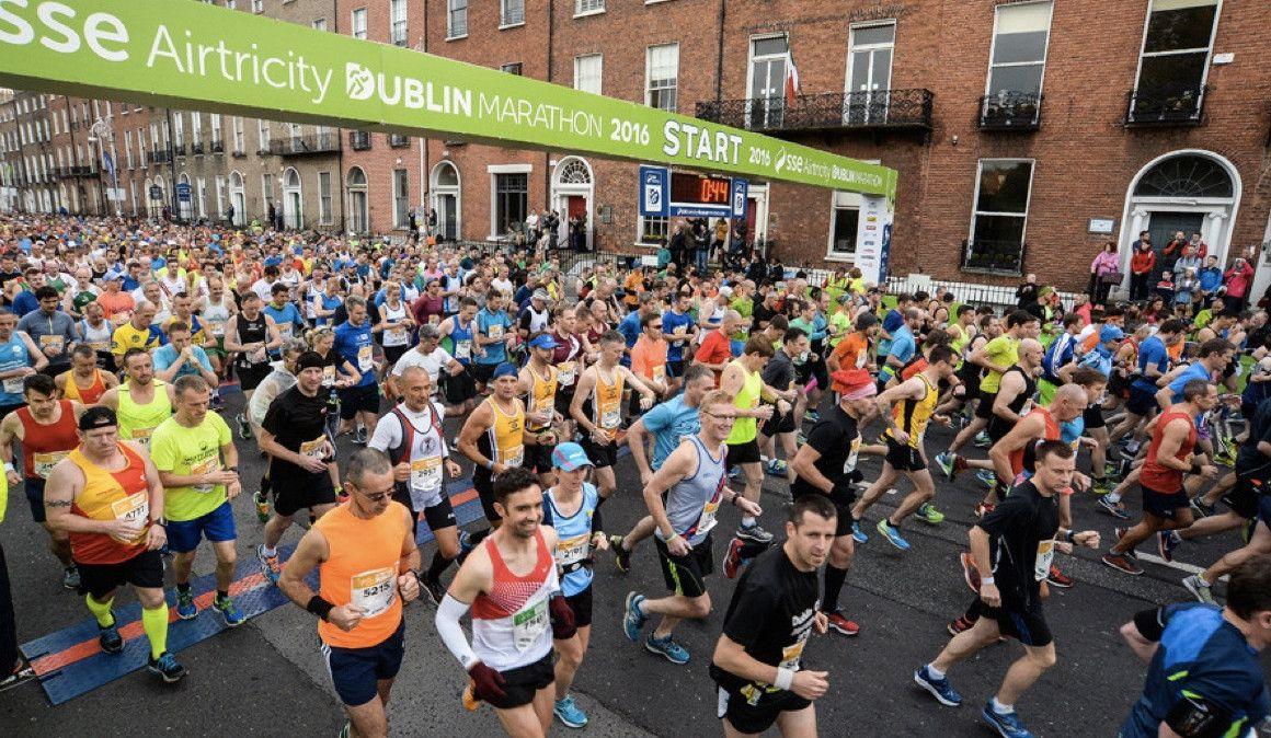 ¿Por qué el Maratón de Dublín es una buena opción para el otoño?