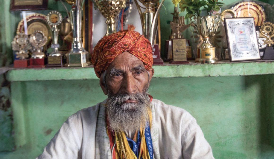 La increíble historia de Dharam Singh: 119 años a la carrera