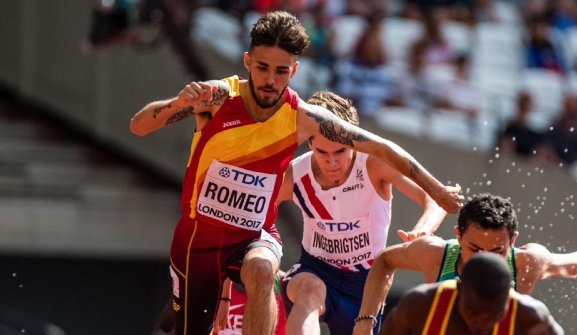 """Jonathan Romeo: """"He recuperado la sonrisa tras dejar el atletismo"""""""