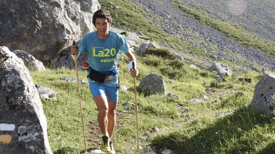 Manuel Merillas destroza el Anillo de Picos (110 km y 9.350 m+)