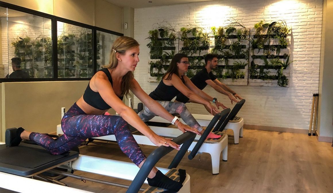 Probamos el Pilates Run Fit