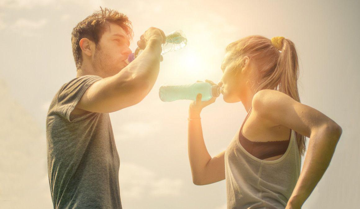 No cometas errores con la hidratación