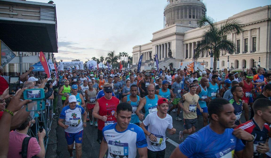¿Irías a Cuba a correr un maratón?