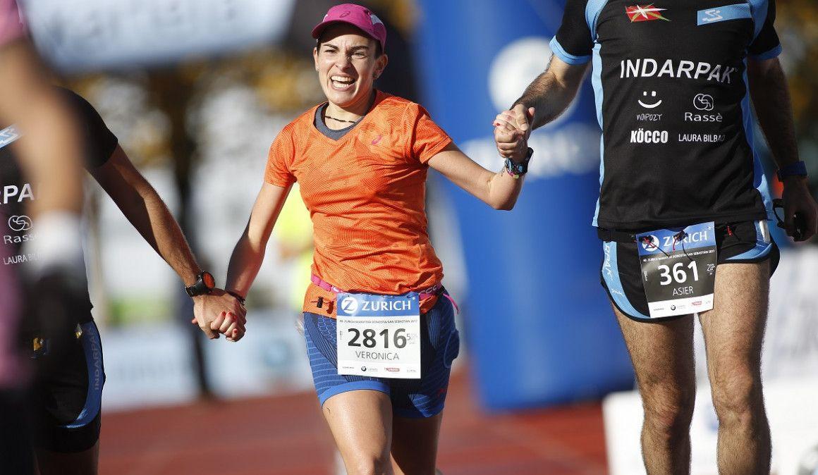 """¡Ya tenemos a las seis ganadoras del """"Desafío Zurich Maratón de San Sebastián 50/50/25""""!"""