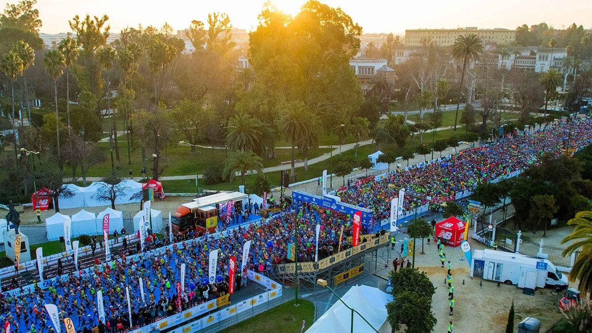 El Zurich Maratón de Sevilla será Campeonato de España