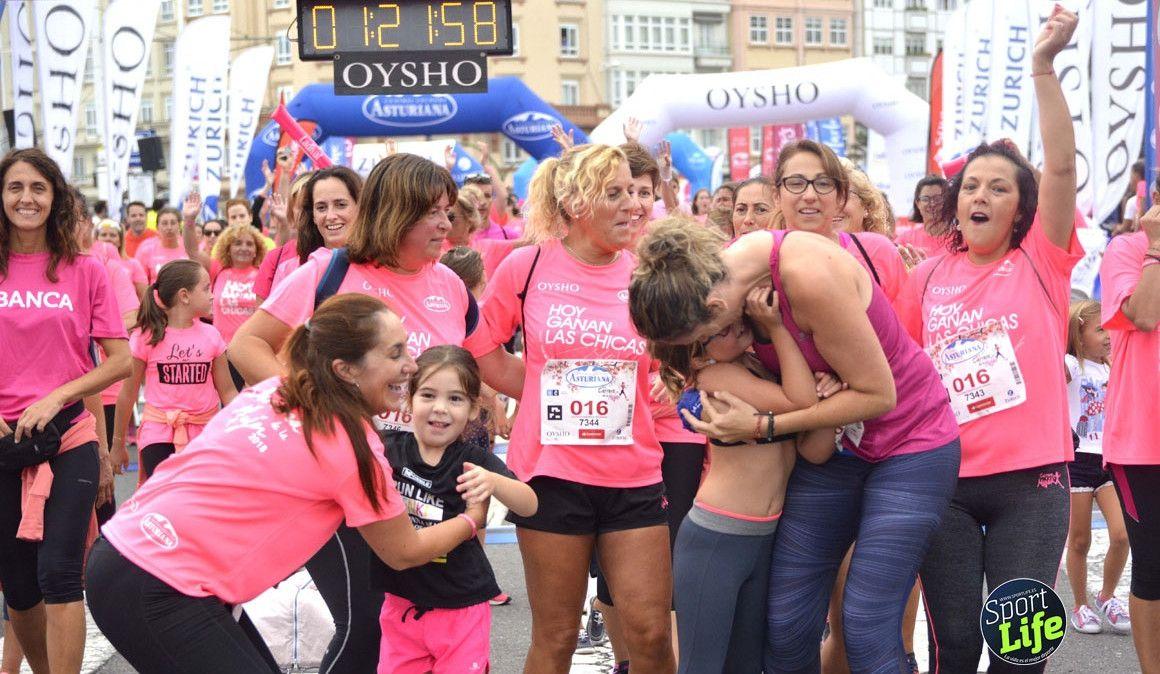 Abiertas las inscripciones para la Carrera de la Mujer de A Coruña