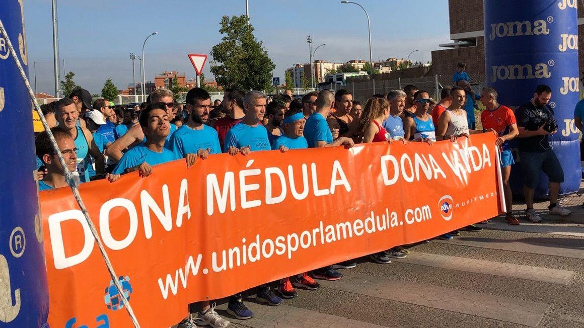 Vuelve la Carrera Médula para Mateo 100% solidaria