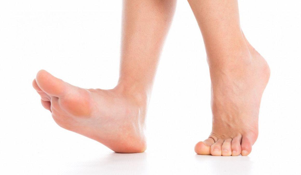 ¿Por qué se duermen los pies?