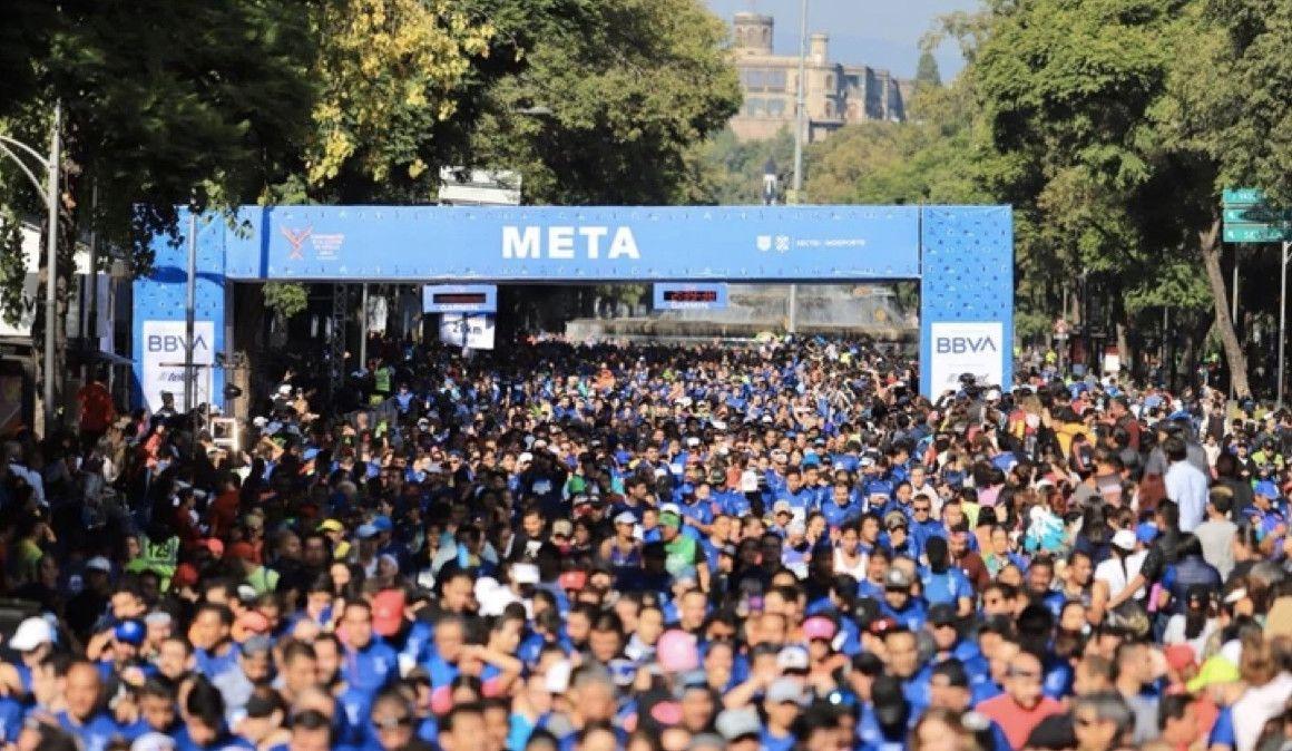 Tragedia en México: fallece un corredor del Medio Maratón de la ciudad