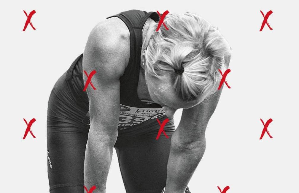 Aprende de los errores del maratón