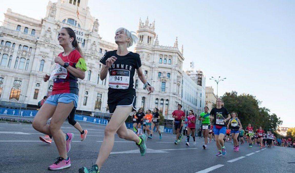 Corre por relevos el Medio Maratón de la Mujer