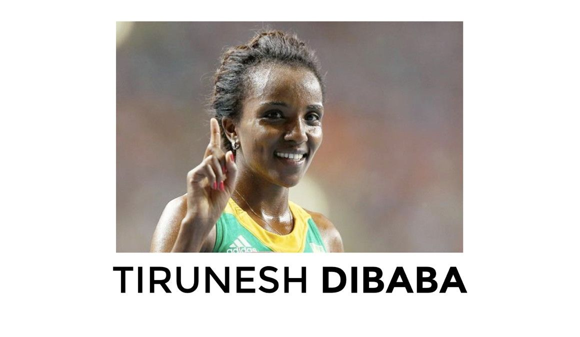 Es leyenda: Tirunesh Dibaba
