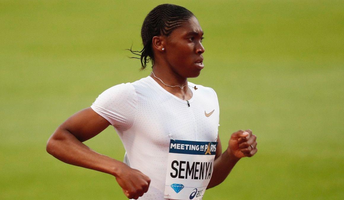 """Semenya, """"decepcionada"""" por no poder defender en Doha su título"""