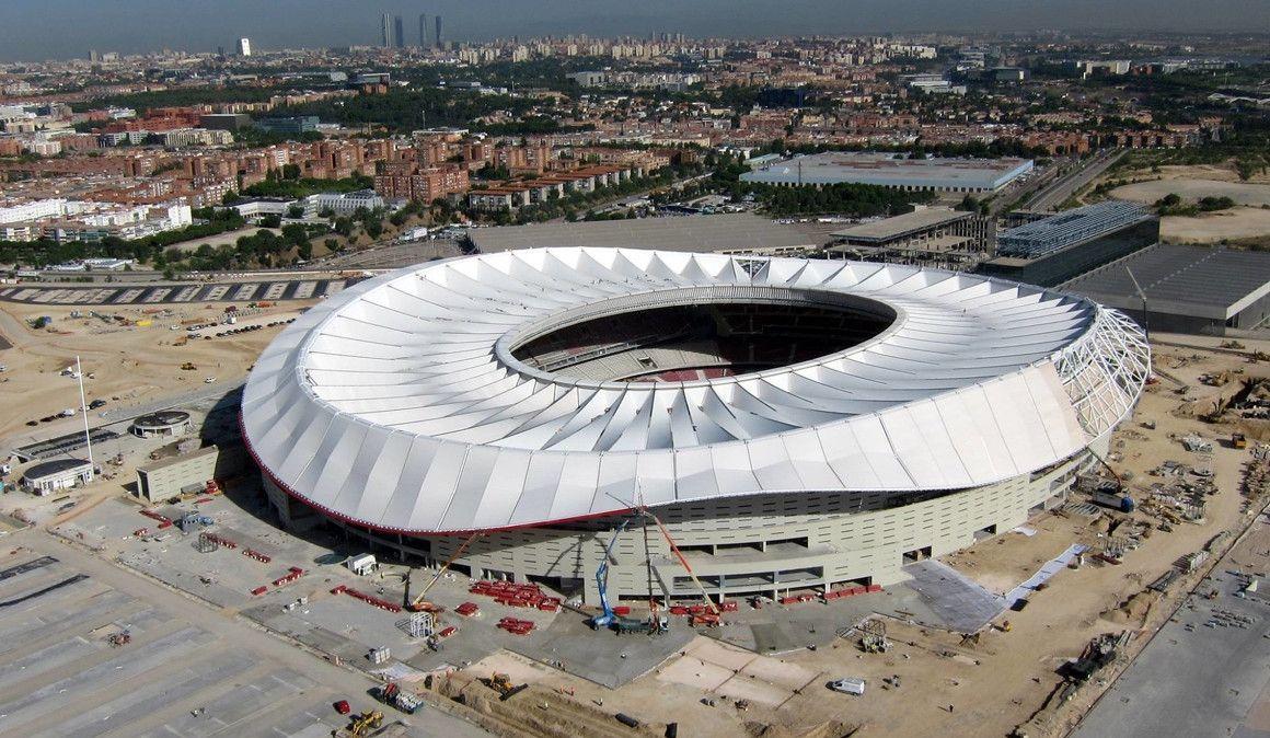 Madrid tramita un nuevo estadio de atletismo junto al Wanda