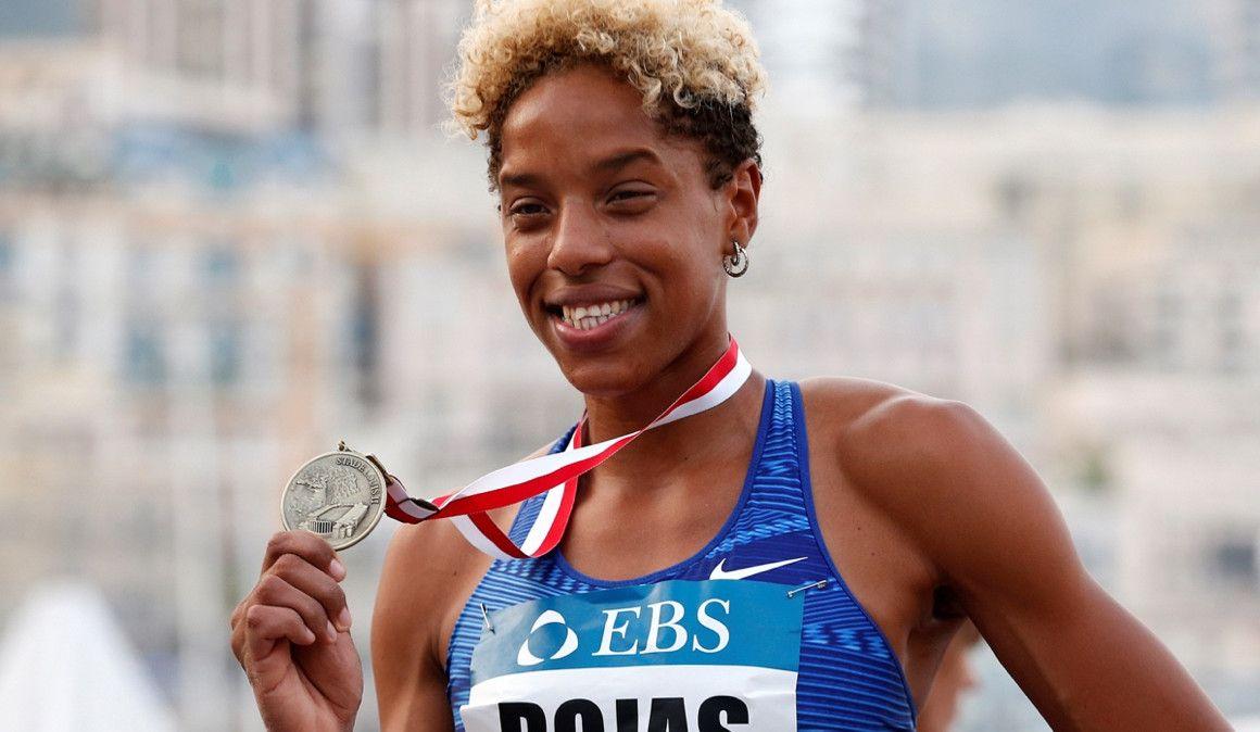 Yulimar Rojas, la campeona a la que el récord mundial le quita el sueño