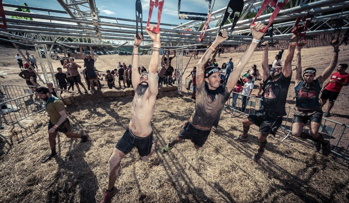 La Spartan Race camino de Barcelona y de Córdoba